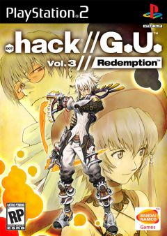 Jaquette de .hack//G.U. Vol.3//Redemption PlayStation 2