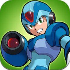 Jaquette de Mega Man X iPhone, iPod Touch