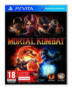 Jaquette de Mortal Kombat PS Vita