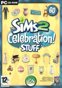 Jaquette de Les Sims 2  : Celebration Stuff PC