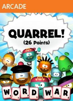 Jaquette de Quarrel Xbox 360