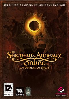 Jaquette de Le Seigneur des Anneaux Online : Les Ombres d'Angmar PC