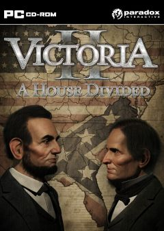 Jaquette de Victoria II : A House Divided PC