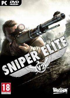 Jaquette de Sniper Elite V2 PC