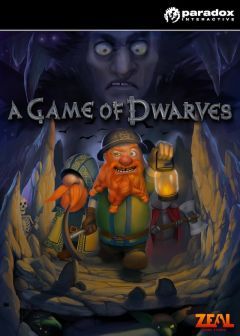 Jaquette de A Game of Dwarves PlayStation 3
