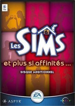 Jaquette de Les Sims : Et Plus si Affinités... Mac