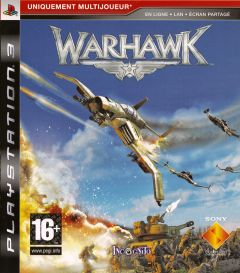 Jaquette de Warhawk PlayStation 3