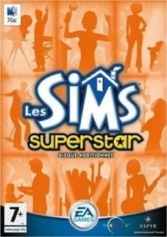 Jaquette de Les Sims : Superstar Mac