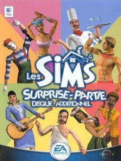 Jaquette de Les Sims : Surprise-Partie Mac