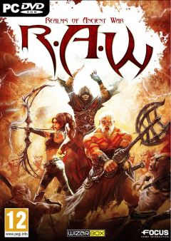 Jaquette de R.A.W. Realms of Ancient War PC