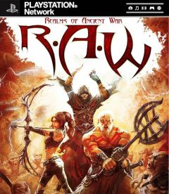 Jaquette de R.A.W. Realms of Ancient War PlayStation 3