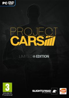 Jaquette de Project CARS PC