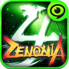 Jaquette de Zenonia 4 iPhone, iPod Touch