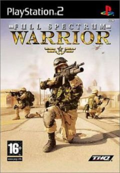 Jaquette de Full Spectrum Warrior PlayStation 2