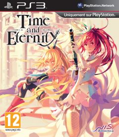 Jaquette de Time and Eternity PlayStation 3