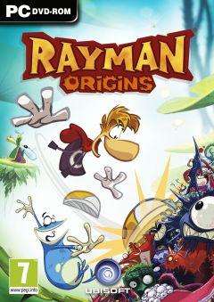 Jaquette de Rayman Origins PC