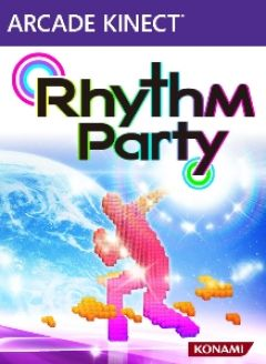 Jaquette de Rhythm Party Xbox 360