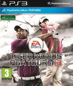 Jaquette de Tiger Woods PGA Tour 13 PlayStation 3