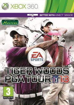 Jaquette de Tiger Woods PGA Tour 13 Xbox 360