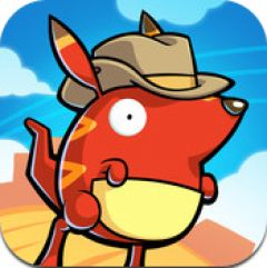 Jaquette de Run Roo Run iPad