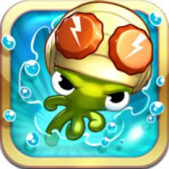 Jaquette de Squids iPhone, iPod Touch