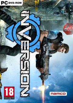 Jaquette de Inversion PC