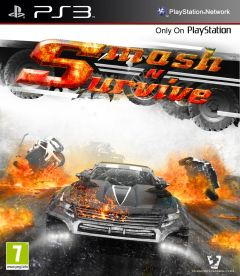 Jaquette de Smash 'N' Survive PlayStation 3