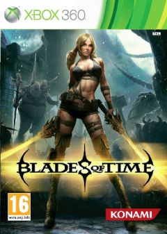Jaquette de Blades of Time Xbox 360