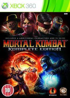 Jaquette de Mortal Kombat Komplete Edition Xbox 360