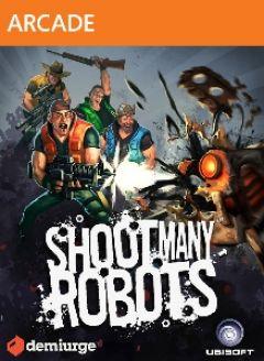 Jaquette de Shoot Many Robots Xbox 360