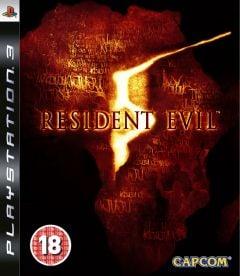 Jaquette de Resident Evil 5 PlayStation 3