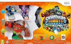 Jaquette de Skylanders Giants Wii