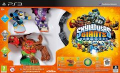 Jaquette de Skylanders Giants PlayStation 3