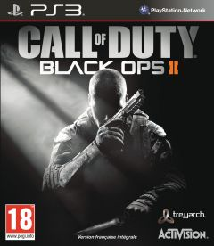 Jaquette de Call of Duty : Black Ops II PlayStation 3