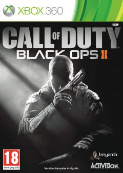 Jaquette de Call of Duty : Black Ops II Xbox 360