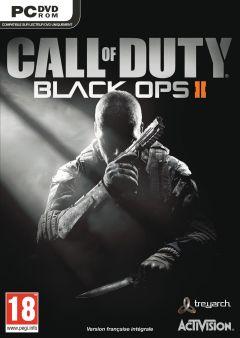 Jaquette de Call of Duty : Black Ops II PC