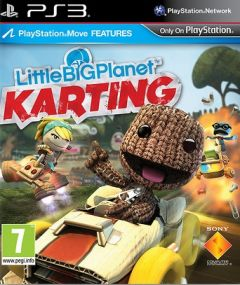 Jaquette de LittleBigPlanet Karting PlayStation 3