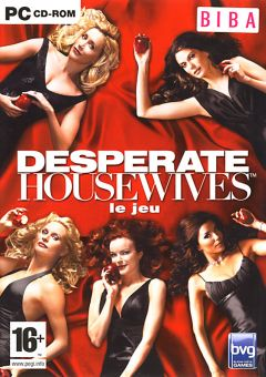 Jaquette de Desperate Housewives : Le Jeu PC