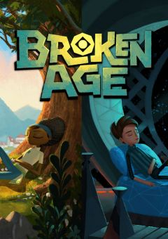 Jaquette de Broken Age Act 1 PC