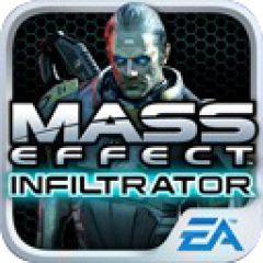 Jaquette de Mass Effect Infiltrator iPad