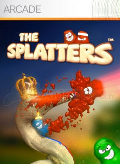 Jaquette de The Splatters Xbox 360