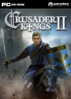 Jaquette de Crusader Kings II PC