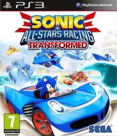 Jaquette de Sonic & All-Stars Racing Transformed PlayStation 3