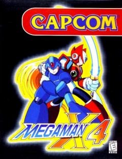 Jaquette de Mega Man X4 PC