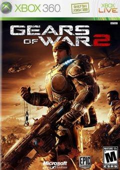 Jaquette de Gears of War 2 Xbox 360