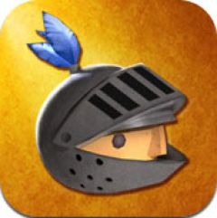 Jaquette de Wind-up Knight iPhone, iPod Touch
