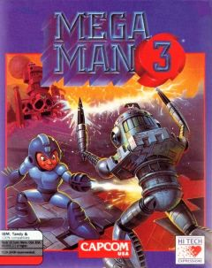 Jaquette de Mega Man 3 PC