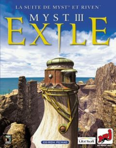 Jaquette de Myst III : Exile PC