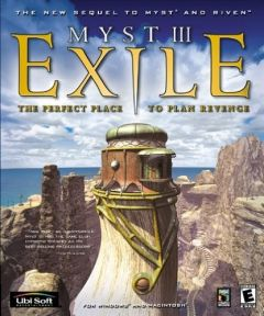 Jaquette de Myst III : Exile Mac
