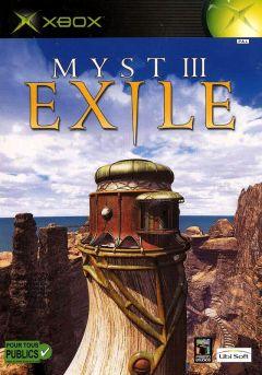 Jaquette de Myst III : Exile Xbox